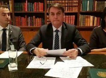 Bolsonaro critica disque-denúncia contra Força Nacional