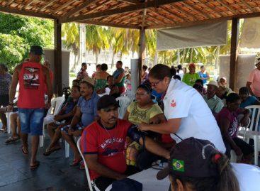 CPSE promove ação cívico social no povoado Pedreira em São Cristóvão