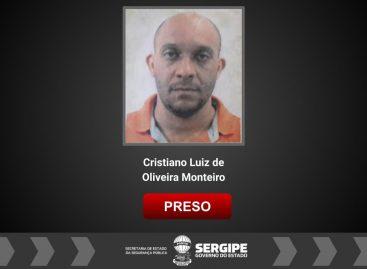 PM prende acusado de fraudar serviços do Detran na capital sergipana
