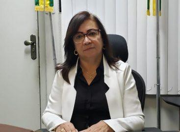 Maioria no TRE vota pela cassação do mandato da deputada Diná Almeida