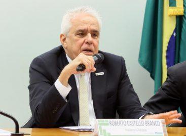 Iniciativas pioneiras de Sergipe em relação ao gás são destacadas pelo presidente da Petrobras