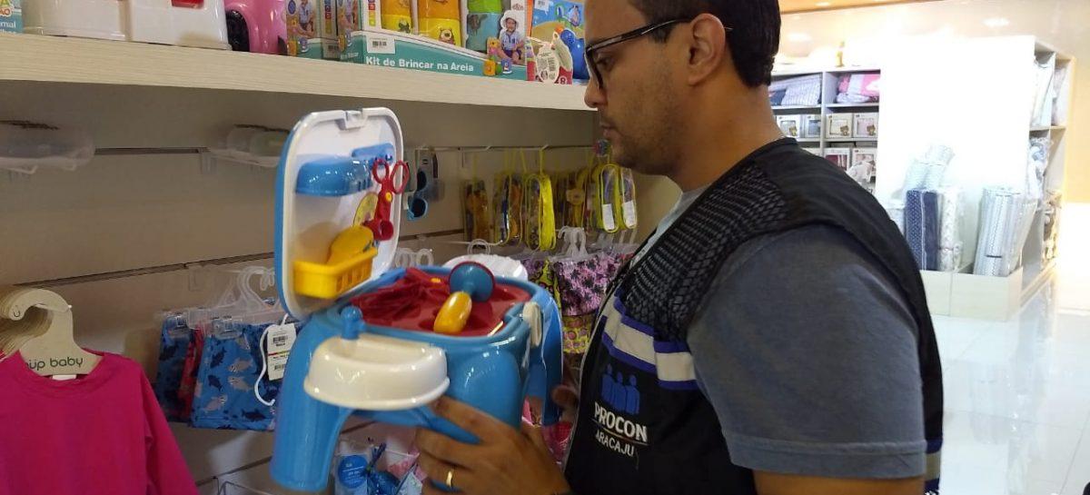 Prefeitura de Aracaju divulga pesquisa de preços especial para o Dia das Crianças