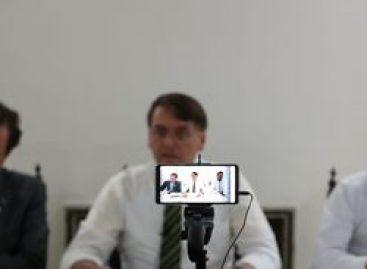 Vai chegar a hora do Brasil na OCDE, diz Bolsonaro