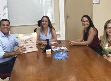 Setur e Senac dialogam sobre parcerias para qualificar mão de obra para o turismo