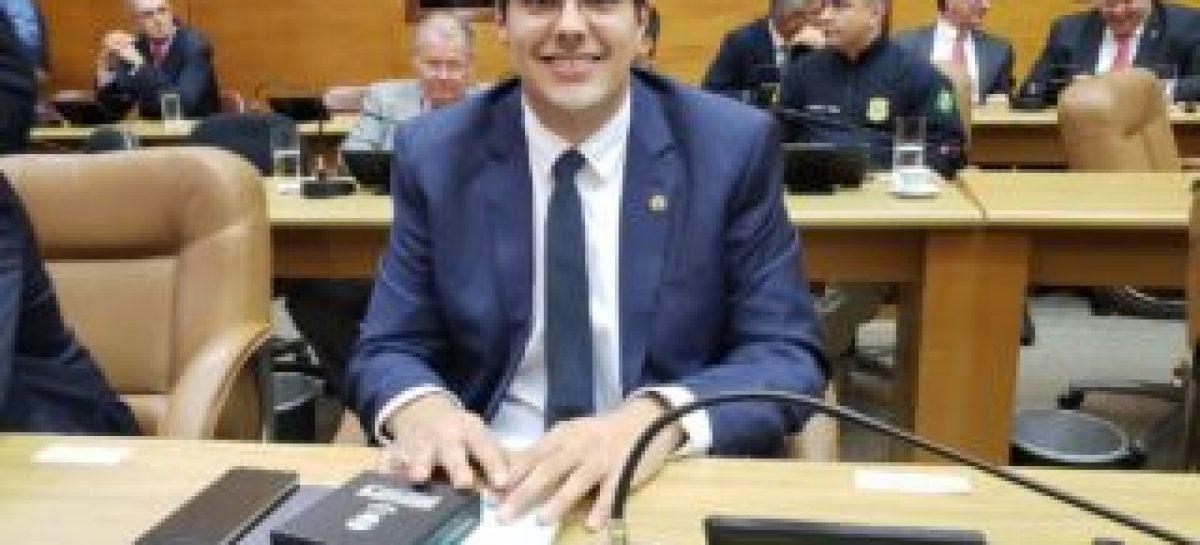 Segurança para romeiros na Rota do Sertão preocupa Talysson de Valmir