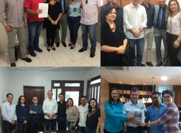 Parlamentares sergipanos apoiam CRESS e CRP para derrubar veto de PL