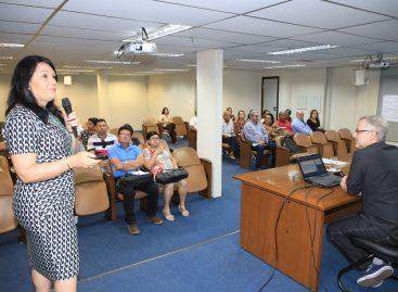 Tribunal de Contas treina mais oito municípios com foco na melhoria das gestões