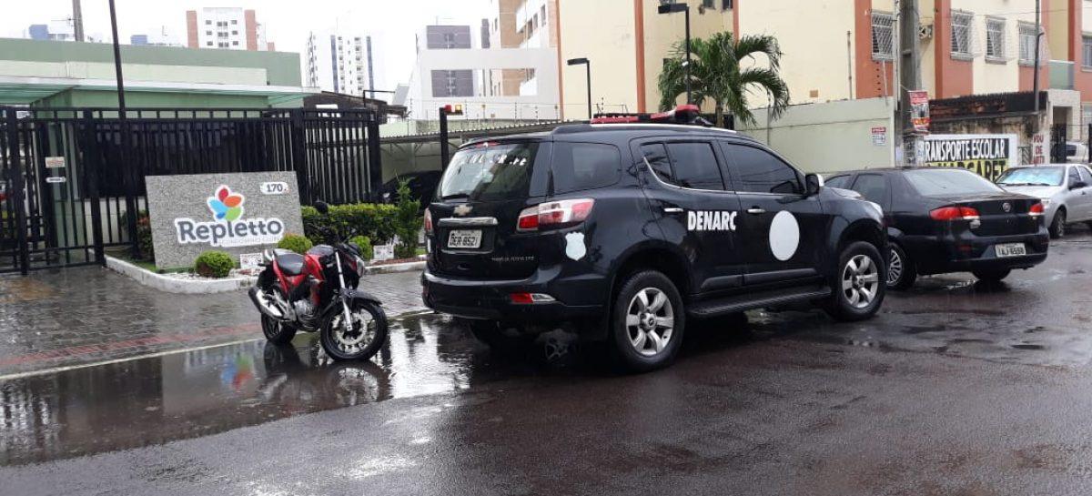 Deotap cumpre mandados de busca e apreensão por fraudes no Sergipe Previdência