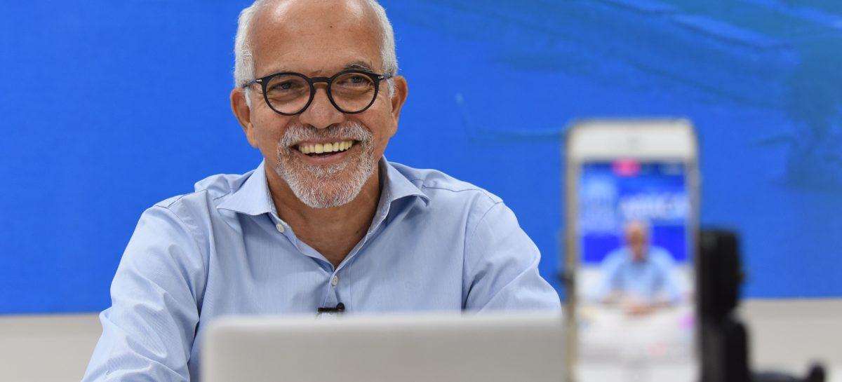 Prefeito Edvaldo Nogueira anuncia oito novas obras para Aracaju