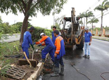 Aracaju é monitorada para minimizar possíveis transtornos causados pela chuva