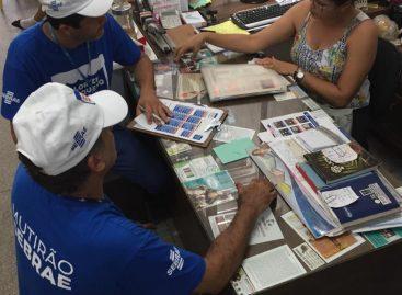 Ação do Sebrae: mutirão atendeu mais de 1,8 mil empreendedores