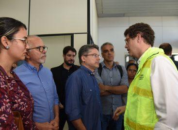 Edvaldo solicita mais equipes para o combate às manchas de óleo das praias