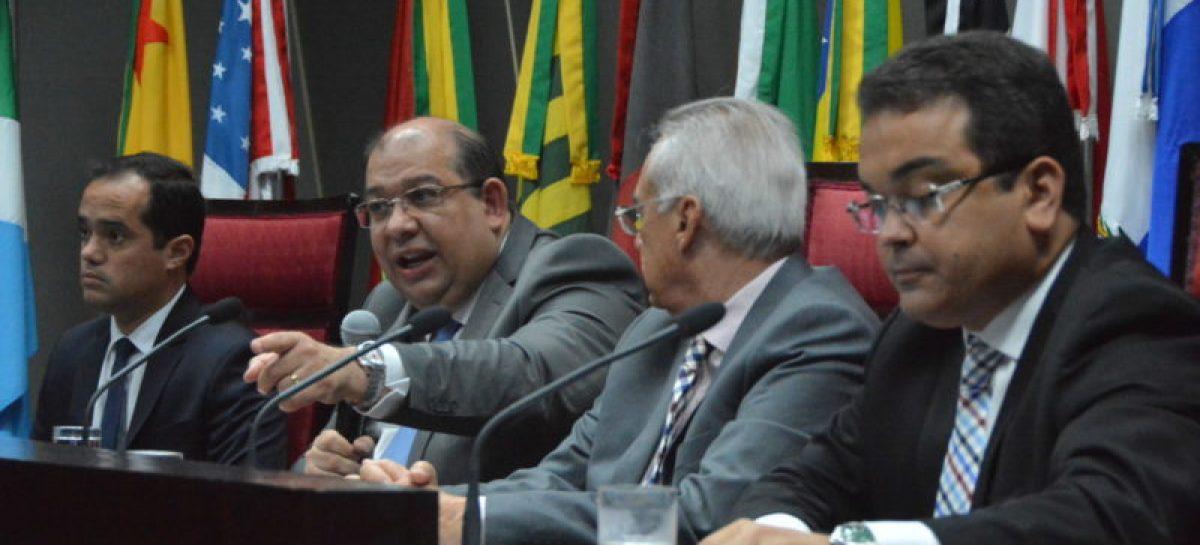 Evânio Moura: combate à corrupção não pode suprimir direitos