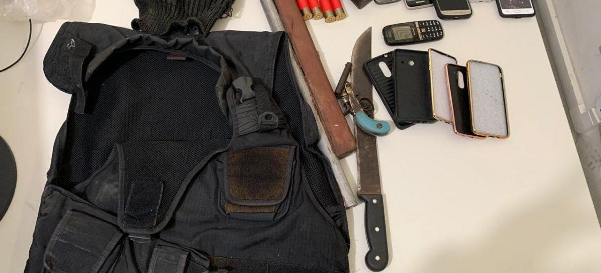 Bandidos tentam estuprar criança de 10 anos, trocam tiros e morrem