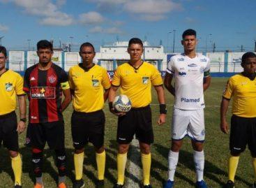 Confiança e Vitória ficam no empate na estreia da Copa do Nordeste SUB-20