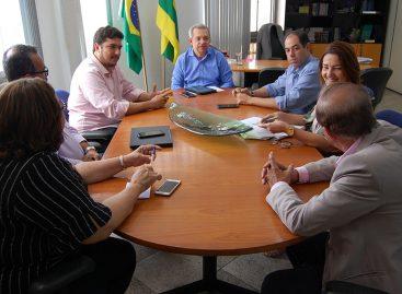 Sefaz recebe visita da Faese e Senar para implementar ações conjuntas