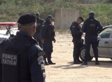 Homens armados invadem chácara, efetuam disparos, matam dois e ferem outros dois