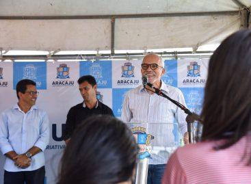 Aracaju Sustentável: Edvaldo inaugura segundo ecoponto da cidade