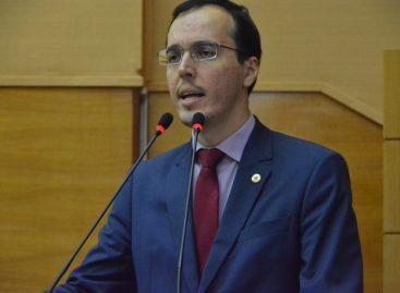 Na Alese, deputado denuncia problemas na Segurança Pública em Sergipe