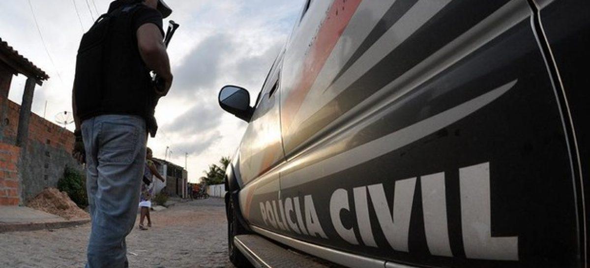 Polícia Civil de Boquim prende acusado de matar vítima por engano