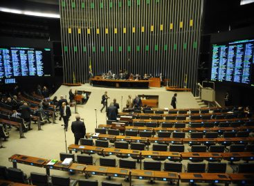 Câmara aprova em 1º turno PEC que cria polícias penais