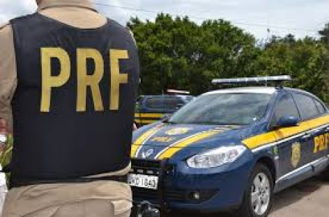 PRF flagra cinco condutores inabilitados trafegando na BR 235