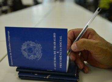 Caged: Sergipe gerou 2.684 postos de trabalho no mês de outubro