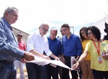 Prefeito Edvaldo leva jornalistas, radialistas e influenciadores digitais para visita a obras