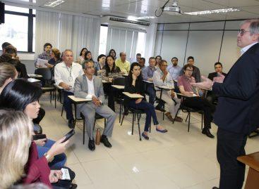 TCE capacita servidores de 58 municípios com foco na melhoria das gestões