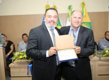 Deputado Valdevan Noventa recebe título de cidadão malhadorense