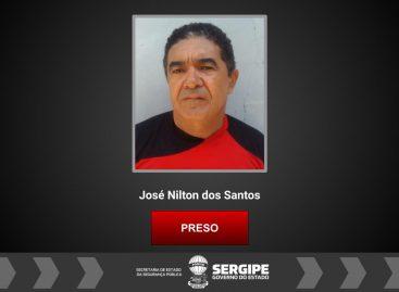 Polícia Civil prende homem condenado por matar vereador Carlos Gato