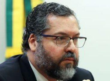 Crítica argentina sobre Mercosul preocupa o Brasil, diz chanceler