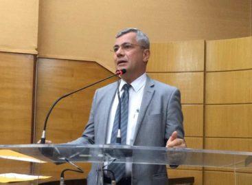 Iran Barbosa cobra participação popular na definição do orçamento