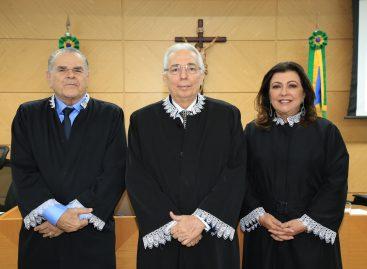 Conselheiro Luiz Augusto é eleito presidente do Tribunal de Contas de Sergipe