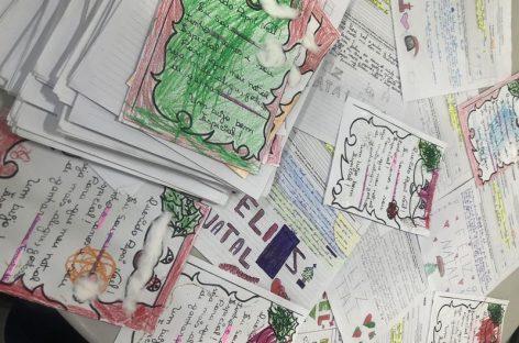 Mais de 4 mil cartas escritas ao Papai Noel dos Correios já foram lidas e cadastradas em Sergipe