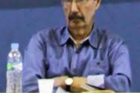 ADUFS realiza palestra com Paulo Arantes (USP) sobre crise política do Brasil