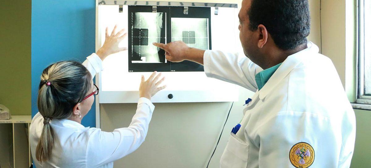 Huse realizou mais de 100 mil exames radiológicos nos últimos dez meses