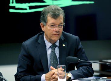 Laercio Oliveira anuncia que o relatório da Nova Lei do Gás retoma o trâmite até o fim de novembro
