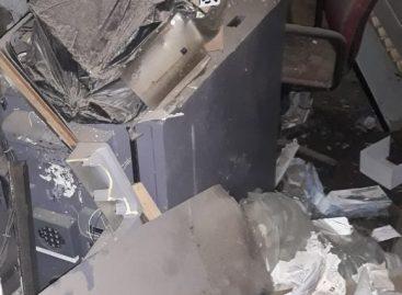 Bandidos fortemente armados explodem agência Bradesco no município de Brejo Grande