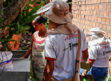 Brigada Itinerante de Combate à Dengue vai a Laranjeiras e Propriá
