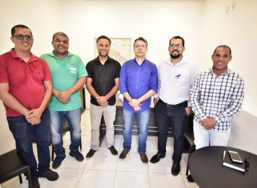Senador Alessandro apresenta pré-candidato a prefeito da Barra