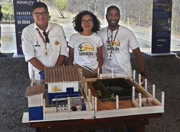 Programa Água Doce de Sergipe é destaque na oitava edição do Semiárido Show