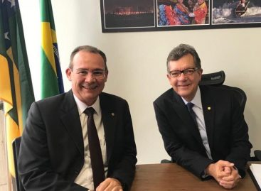 Em Brasília, Zezinho Sobral reafirma a luta pela conclusão da BR 101 em Sergipe