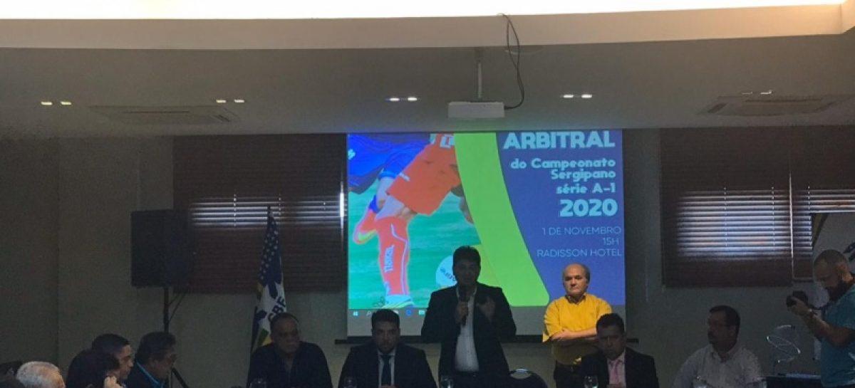 Clubes definem fórmula do Campeonato Sergipano da Série A1 de 2020