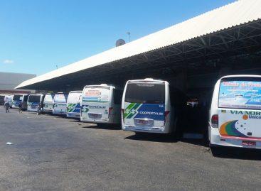 Governo aumenta frota de transporte intermunicipal para o feriadão