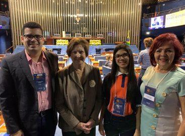Sergipana de Muribeca é vencedora do Projeto Jovem Senador