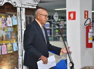 Poeta Pedro Amaro do Nascimento vira nome de cordelteca
