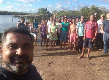 Pescadores e Marisqueiras de São Cristóvão fora da indenização do Governo Federal