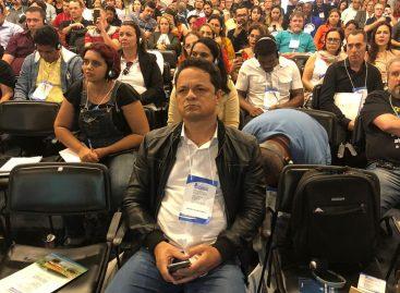 Samuel participa do 5º Congresso Brasileiro de Comunidades Terapêuticas em Curitiba