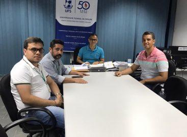 CPAC e UFS Itabaiana realizam reunião para discutir implantação da coleta seletiva